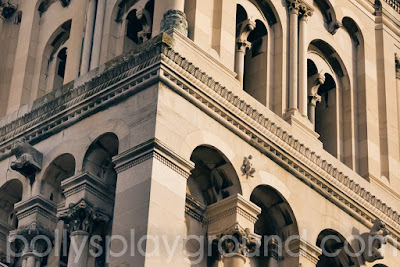 cathedral st duje detail