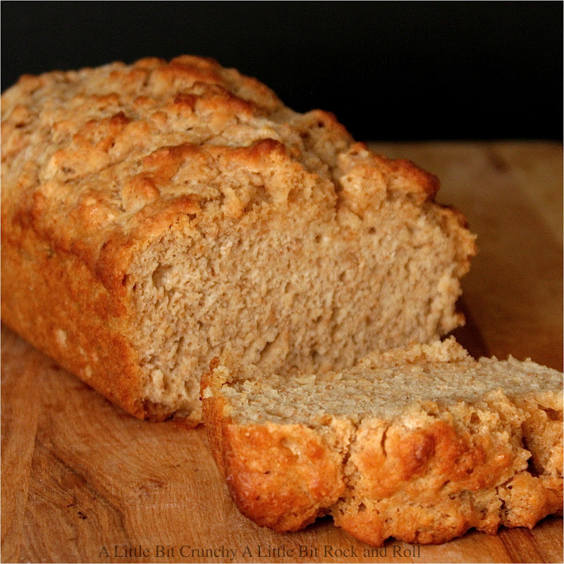 ... Bit Crunchy A Little Bit Rock and Roll: Homemade Hearty Beer Bread