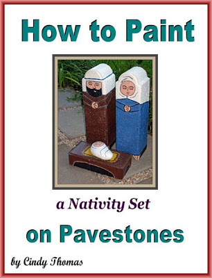 unique nativity sets, how to, guide, PDF, Cindy Thomas
