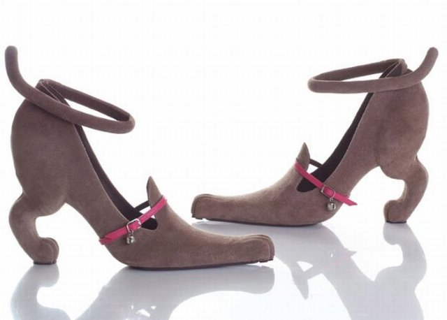 10 Most Unusual Shoes Designs   ALL PHOTOZ