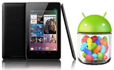 Android 4.2.1 disponible para el Nexus 4, Nexus 7 y Nexus 10