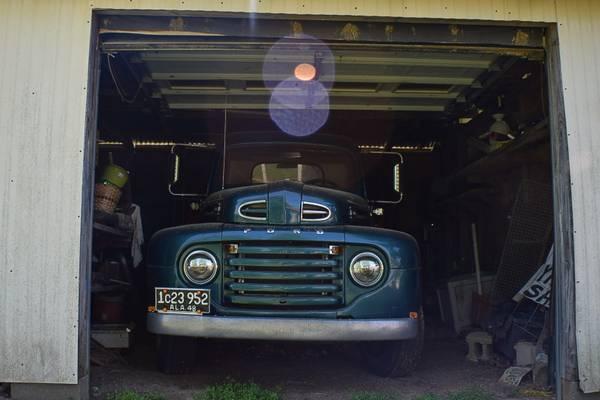 1948 Ford F2 Truck Auto Restorationice