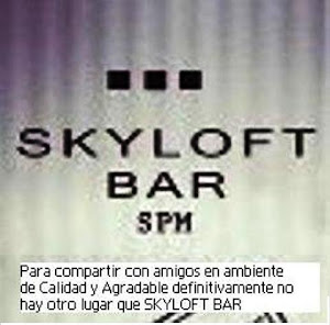 Ya abrio sus puertas  Skyloft-Bar, Skyloft-Bar, Skyloft-Bar, Skyloft-Bar, Skyloft-Bar, Skyloft-Bar,