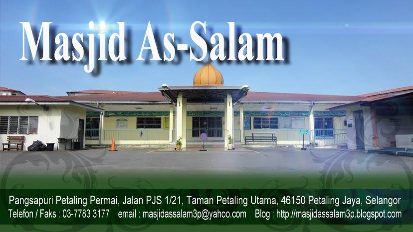 Masjid As-Salam 3P