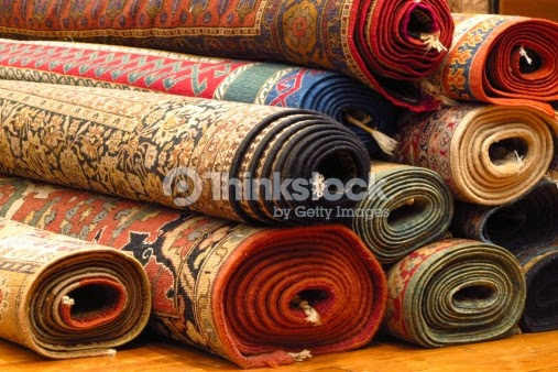photo credit: thinkstockphotos - Oriental Rug Types Explained - Ideal Cleaning Tips
