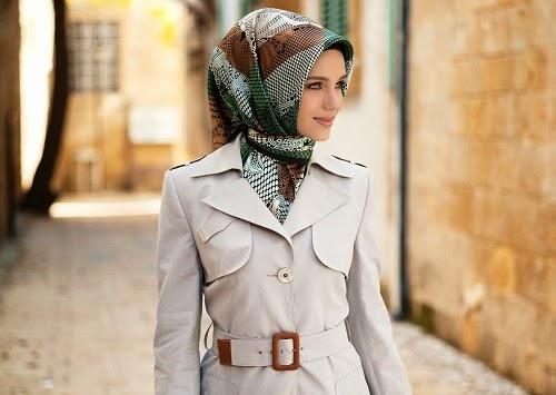 Model Hijab Modern Simple dan Formal Untuk ke Kantor