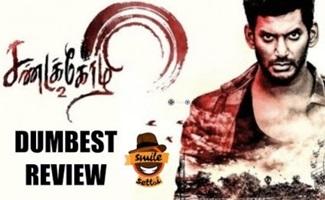 Sandakozhi 2 | Dumbest Review | Vishal | Keerthy Suresh | Varalakshmi | Smile Settai