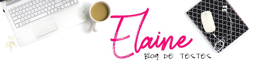 Blog de testes da Elaine  6