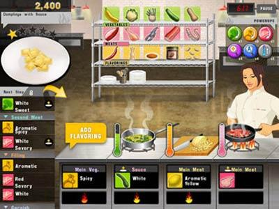 تحميل لعبة الاكل وتحضير الطعام للبنات Top Chef للكمبيوتر مجانا