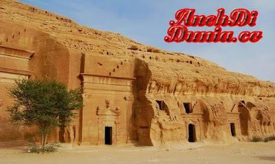 Ada Kastil Kesepian Di Arab Saudi