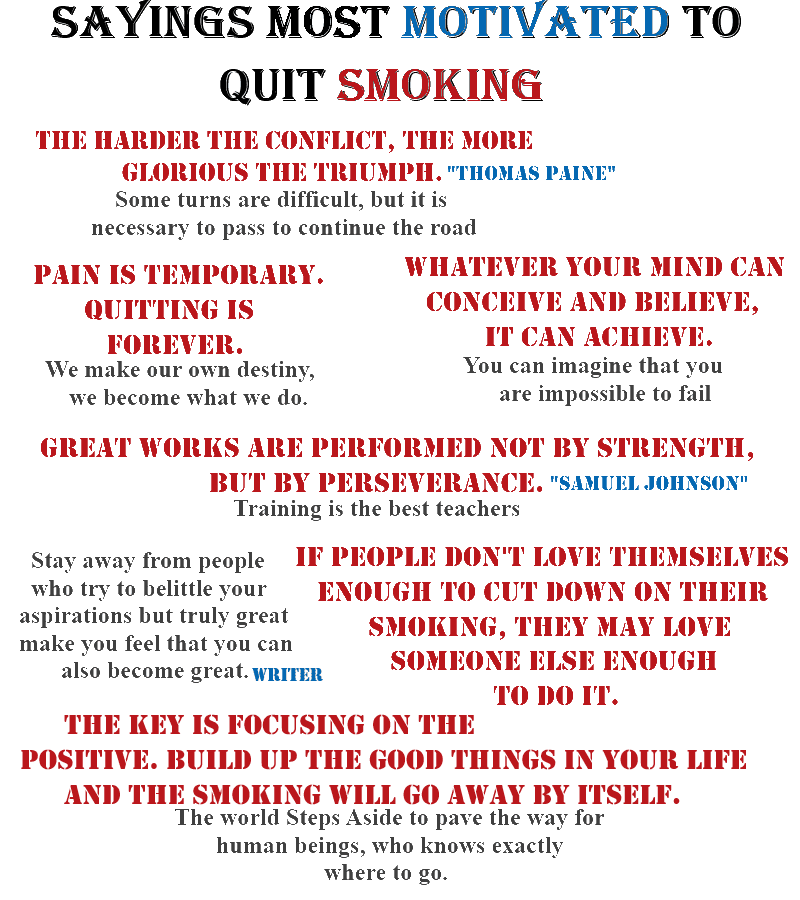 Gallery Quit Smoking Quotes