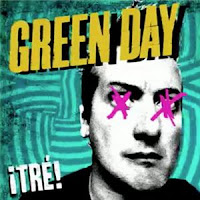 Green Day ¡Tré! Cover Album