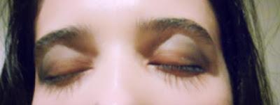 make, look, halloween, olhos, bruxa, 2015