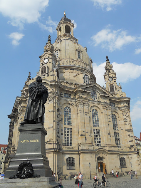 daytrip from Berlin: Dresden