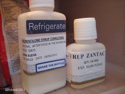 lisinopril side effect