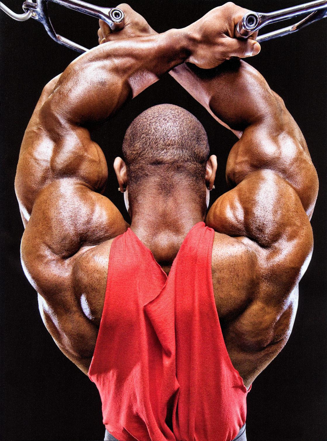 Dexter Jackson - IFBB professional bodybuilder | Fitness