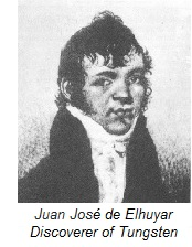 the accomplishments of fausto de elhuyar a spanish chemist Fausto elhuyar from infogalactic: the planetary knowledge core jump to: he also collaborated with joseph-louis proust, the famous french chemist at the service of king charles iv of spain, who directed the national laboratory in segovia fausto de elhuyar (1755-1833), a spanish mining.