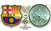 Hasil dan Video Gol Highlights Barcelona vs Celtic