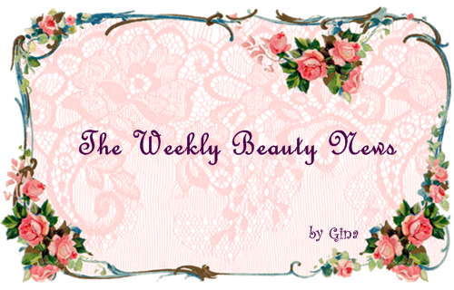 The Weekly Beauty News