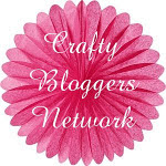 Crafty Blogger's Network Design Team Member Oct 2011 - March 2012
