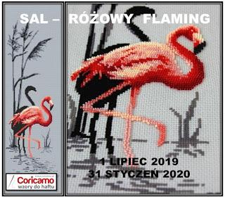 SAL z flamingiem cz. 3