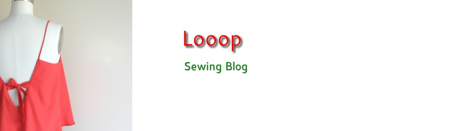 Looop Sewing Blog