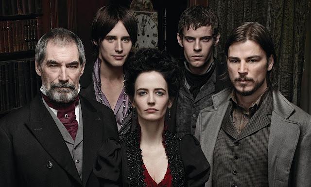 actores de penny dreadful, serie de terror del director español juan antoni bayona