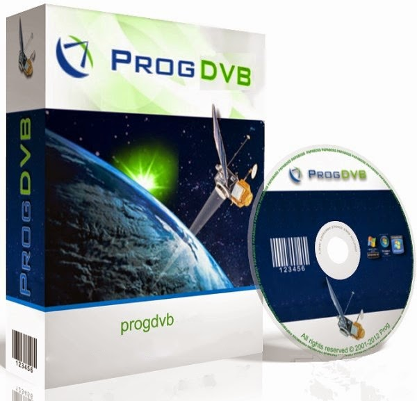 Prog-DVB Pro 7.06.7 نسخة كاملة