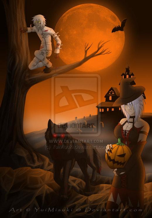 Halloween 2010 por YuiMisuki