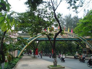 Parque Cidade de Ho Chi Minh (Vietnã)