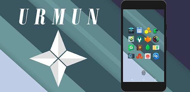 Urmun Icon Pack v1.1.9 Apk Miki