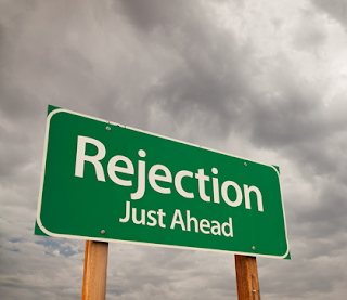 Rejection Road Sign