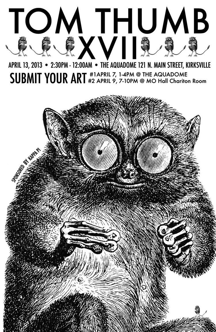 Tom Thumb XVII Poster