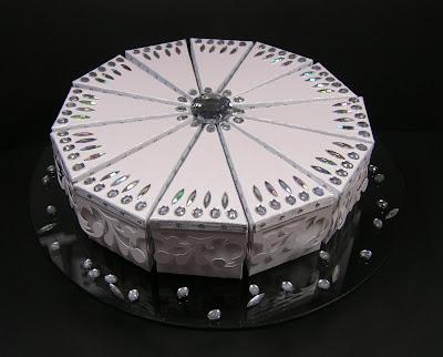 Paper N Svg Crafty Me Wedding Anniversary Cake