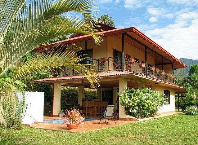 Marc tienne arquitectura 5 casa tropical timoth for Diseno de piscinas para casas de campo