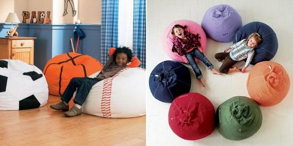 Puff especial de ni os para decorar su casa decoracion - Puffs para ninos ...