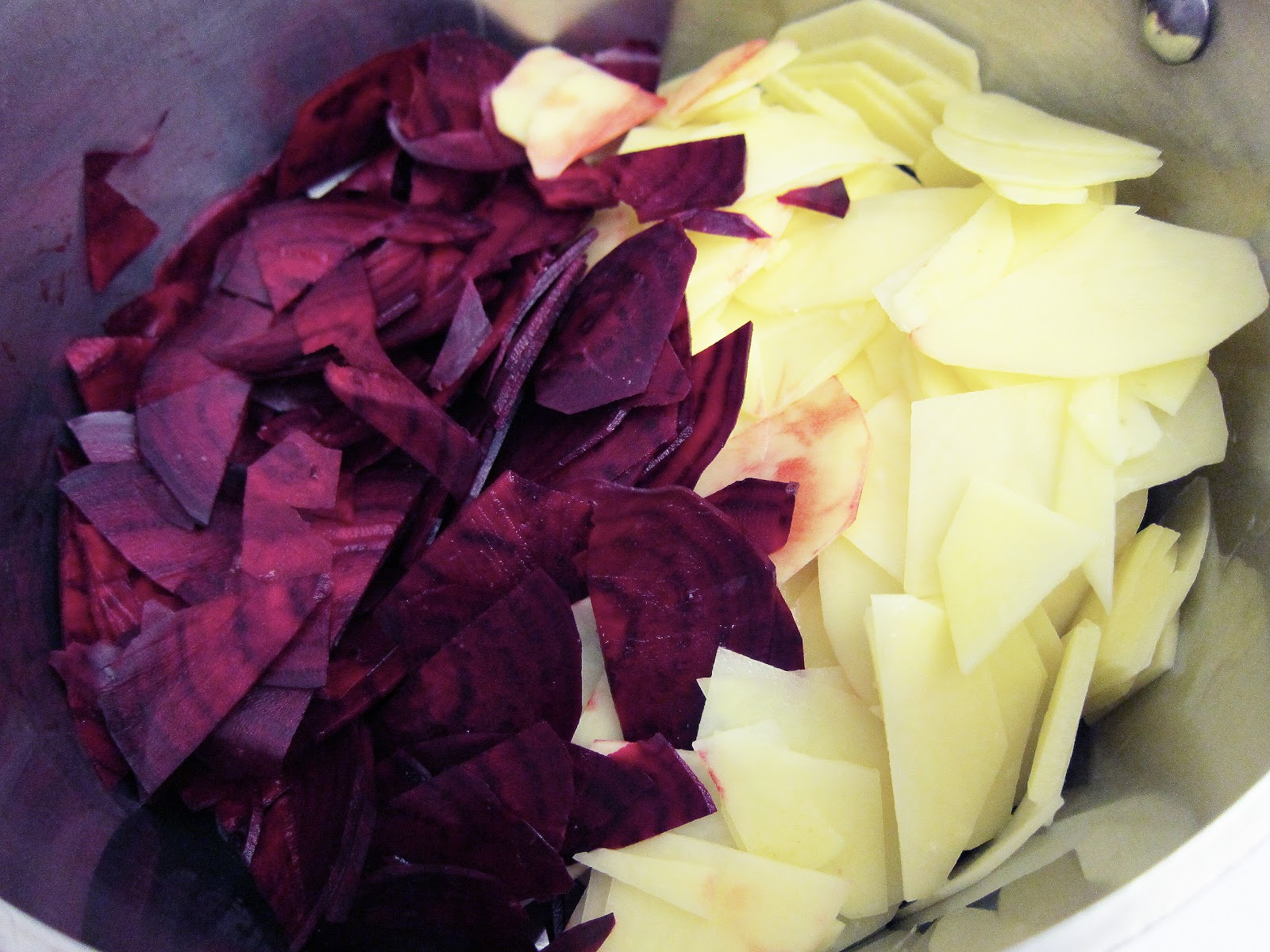 how to cook sliced beets from a can