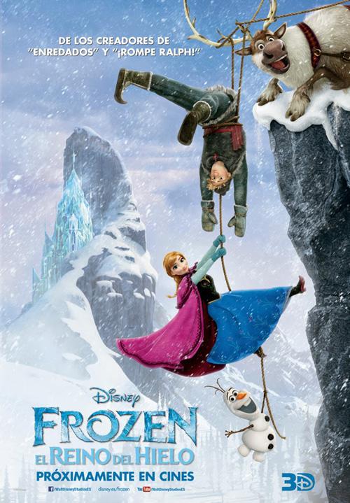 Frozen sigue sin derretirse en taquilla
