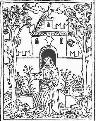 Il Giardino Delle Naiadi Hortus Simplicium Orti