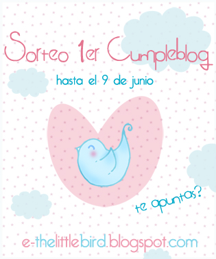 SORTEO EN THE LITTLE BIRD