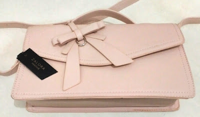 Zalora Flap Eastwest Handle Bag With Double Bow