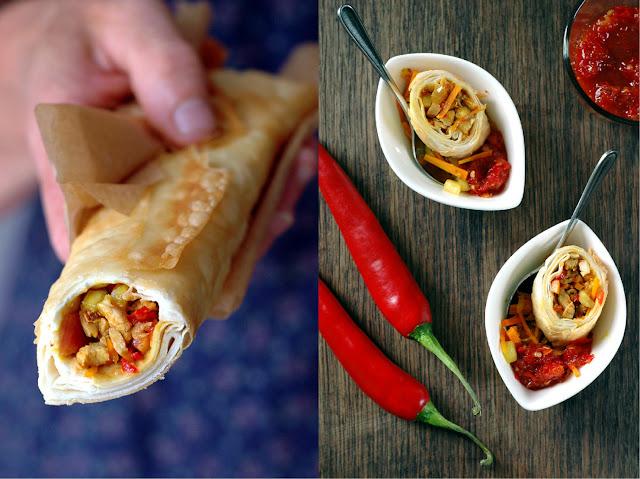 Indonesian Drumsticks - Rezeptbeitrag zum Foodblogger-Wettbewerb Streetfood & Sambal auf der Buchmesse.