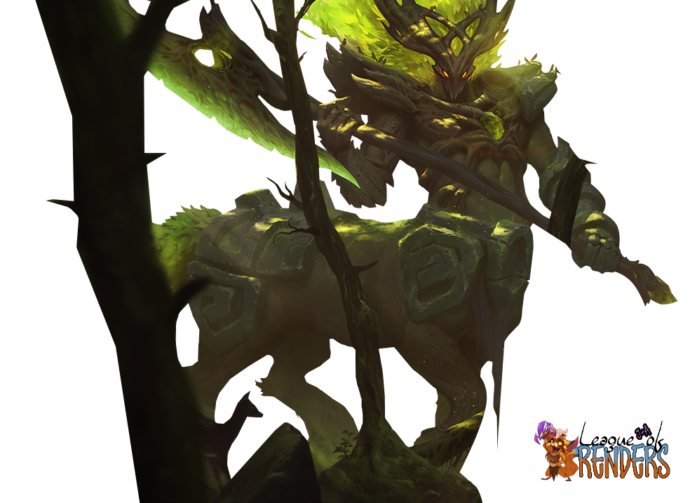 Render Elderwood Hecarim