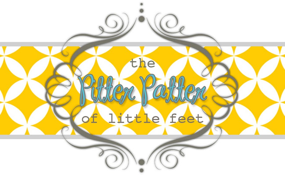 The Pitter Patter of Little Feet