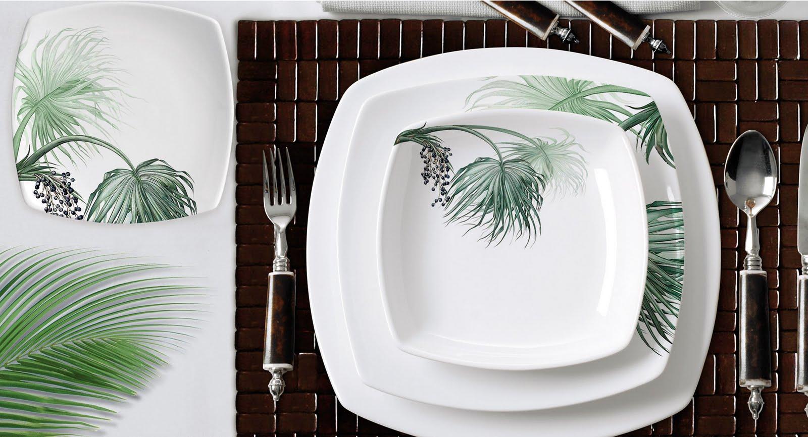 EXPRESSATE ADORO!: Aparelho de jantar ou peças individuais. #241510 1600x866