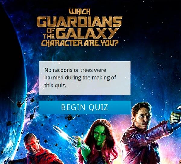 Imagen test Guardianes de la galaxia