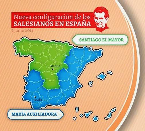INICIO INSPECTORIAS SALESIANAS