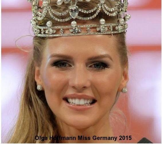 Olga Hoffmann Miss Germany 2015