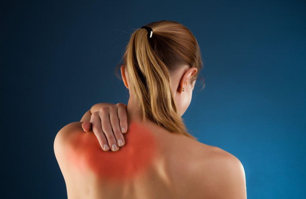 Between Shoulder And Neck Pain Between Shoulder Blades