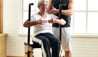 Pilates no Tratamento do AVC